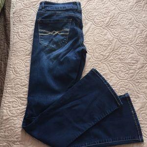 Mudd Size 9 Skinny Boot Cut Jeans